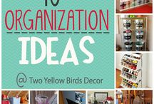 organization and cleaning / organize your life