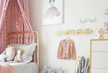 The Little One's Big White Bedroom