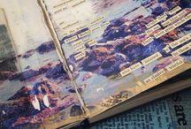 Sketchbook/Diary