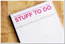 Filofax and planners