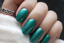 Actually doable manicure / Easy nail art, nail art designs, manicure.