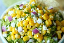 Sweet Corn Love / Any and all recipes that celebrate sweet corn.  This board is part of a promotion sponsored by the Florida Sweet Corn Exchange in partnership with Kitchen PLAY. Pin for a chance to win a $50 VISA gift card.