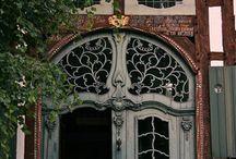 Doors / by Misha Kmps