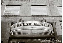 Love Sick Wedding Expo / by Modern Wedding Photography
