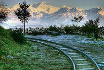 147. IS Darjeeling, Simla & other Hill Stations
