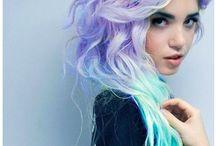 Hair I like.,
