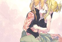 Edward and Winry!♥
