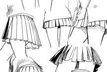 衣装:スカート