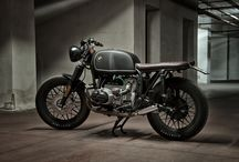 #Motorecyclos Bmw Boxer Black / #custom #motorcycles #Motorecyclos #bikes #BMW #scrambler #caferacer based on #bmw #r45