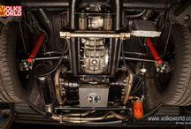 VW Suspension
