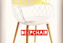 Дизайнерские стулья / Как сэкономить на оригинальной мебели и не потерять в качестве?