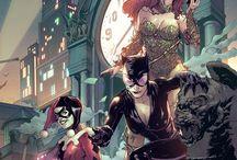 DC Gotham Sirens