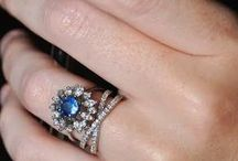 put a ring on it ! / sapphire
