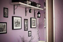 Poličky - Shelfs / Poličky - Shelfs