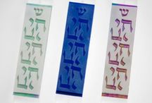 Jewish Gifts: Mezuzahs / Yussel's Place is a premier retailer of Jewish Gifts and Art, gifts for Jewish Holidaysand celebrations including Hanukkah gifts, bar mitzvah gifts, and gifts for Jewish weddings.Their online store can be found atwww.yusselsplace.comor call them toll-free at (855) 987-7357.