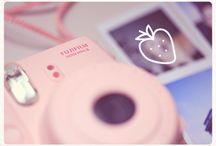 Polaroid - Fuji Instax / photo