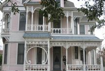 Victorian Architecture / by K. D. Wildflowers