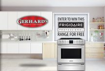 Frigidaire Professional Range Giveaway Contest! / We are giving away a brand new Frigidaire Professional Range through our Facebook Page. Find out how to enter for a chance to win! https://contest.fbapp.io/frigidaire-professional-range-giveaway
