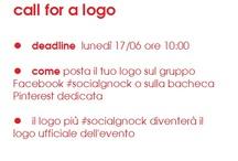 #socialgnock call for a LOGO / Deadline venerdì 14/06 ore 10.00 Posta il tuo LOGO sul gruppo Facebook https://www.facebook.com/groups/277967929013841 o qui nella Pinterest board: il più #socialgnock diventerà logo ufficiale dell'evento! Info: @rosagiuffre @valezza @winenight