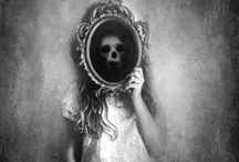 ~Mirrors...are never to be trusted~