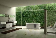Bathrooms / by Anna Sigreki