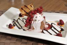 SWEETS / Γλυκές προτάσεις με ή χωρίς παγωτό, παραδοσιακές συνταγές, chocolat exclusive.