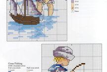 Embroidery children