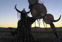 Sámánok, varázslók, gyógyítók - shamans