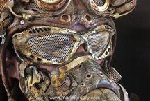 Mask ,Gas Mask ,Helmet Idea
