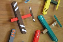 Popsicle Craft