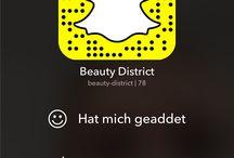 Snapchat / Folgt mir auf Snapchat :) dort seht ihr einiges rund um meinen Alltag, Beauty, Fun und natürlich auch mein Pferd
