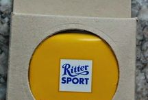 Rittersport indpakning