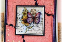 Card LO/Sketch - rectangles / by Erin Remple