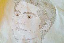 My Art / Art I've done... eg. stuff I've drawn, sketched, painted etc.
