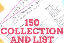 Filofax / Filofax page ideas, decoration, layout, inspiration, etc.