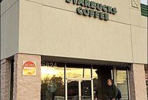 Jon at Starbucks