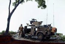 프라모델 밀리터리 Military Model