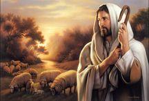 JESUS / by Cheryl Schoenfelder