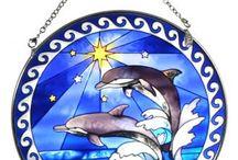 Golfinhos  / Anjos dos rios, mares ...oceanos infinitos...