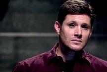 Demon Dean / Pics of dean as a demon.