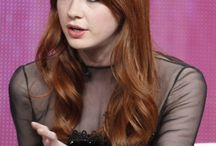 red haired actresses | рыжие актрисы / actresses with red hair. some aren't natural redheads