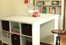 Indoor ideas / Smart desk