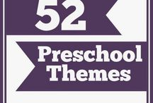 Themes for early childhood education