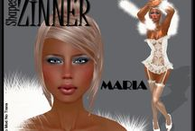 Zinner Shapes / My shape store in the Second Life