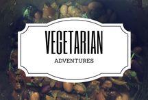 Vegetarian / Being vegetarian and vegetarian recipes