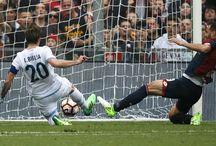 Serie A 16/17. Genoa vs Lazio