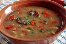 Первые блюда. Рецепты / Рецепты супов!