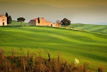 le Val d'Orcia