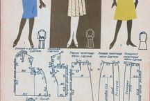 60-s sewing patterns