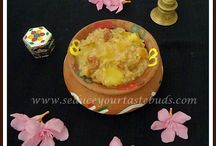 Pongal / Festival dishes